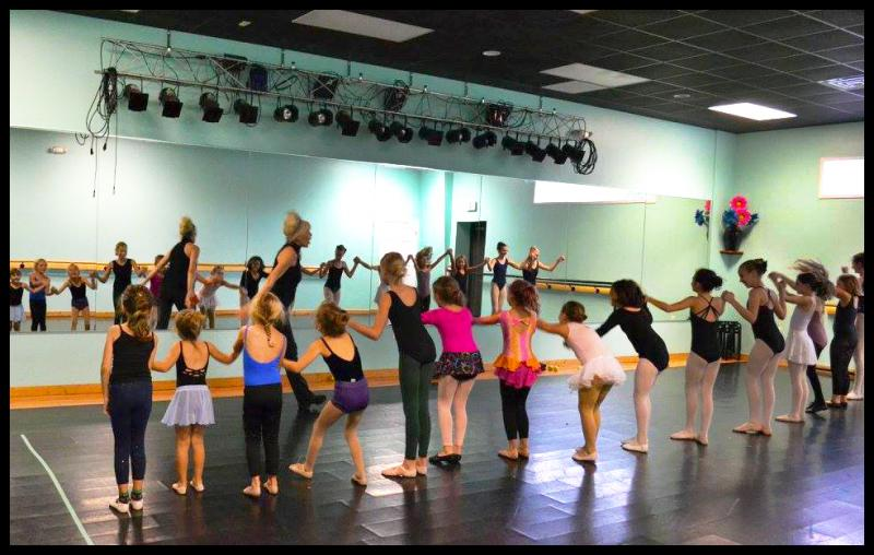 Summer Dance students can explore new dance styles at The Dance Element studio.