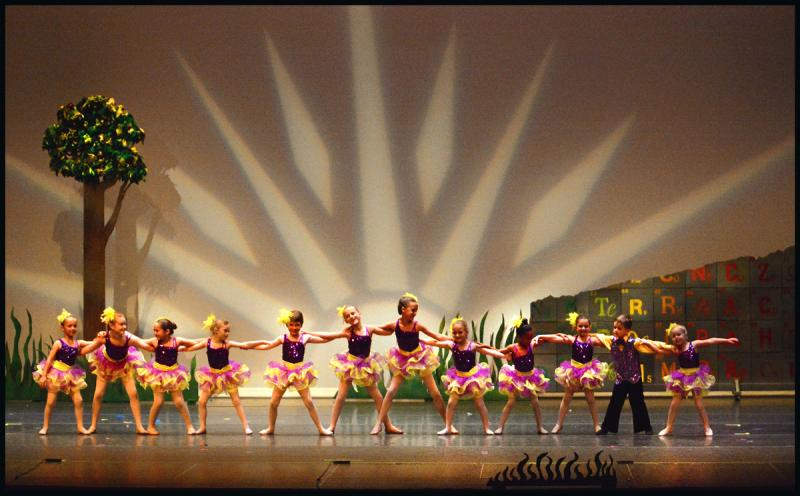 5, 6, 7, & 8 year olds enjoy learning ballet, hip hop, & dance in WIlmington NC