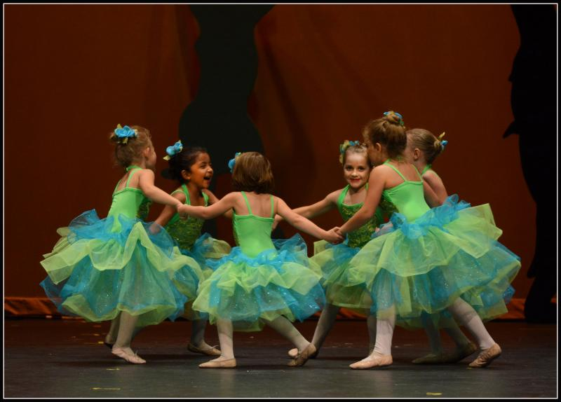 Ballet & hip Hop students enjoy fun dance classes and performance opportunities.