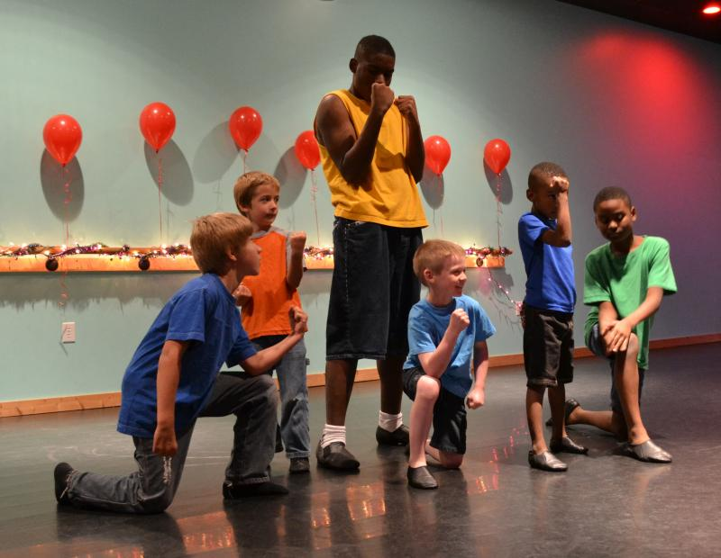 The Dance Element dance studio in Wilmington NC offers DANCE CLASSES FOR BOYS