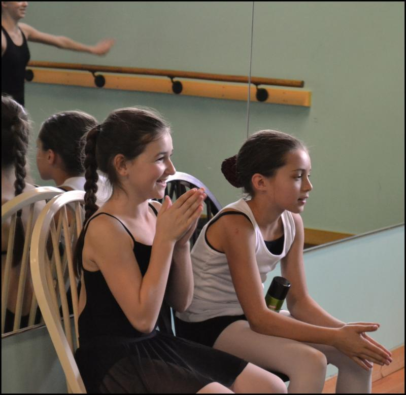 Children form lifelong friendships in dance classes at The Dance Element studio