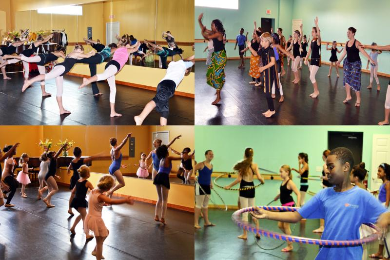 Learn many styles of dance at The Dance Element!