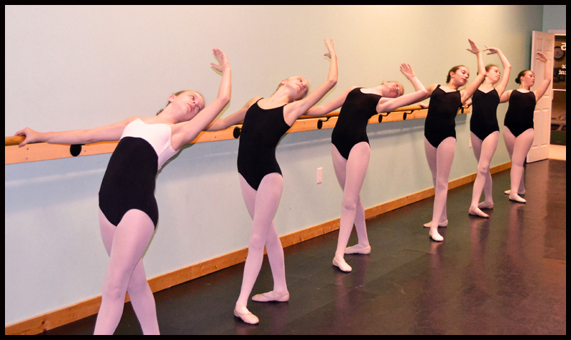 Children & Adults enjoy ballet, hip hop, & dance classes at The Dance Element.