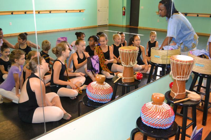 The Dance Element brings in Master Teachers for dance workshops in Wilmington NC