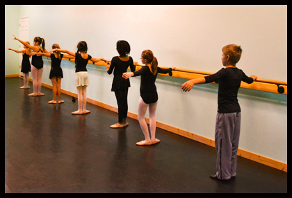 Fun dance classes for Home Schoolers are at The Dance Element in Wilmington NC
