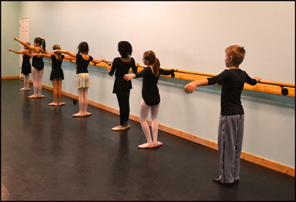 Ballet, Hip Hop, & Dance students in Wilmington NC enjoy weekly dance classes