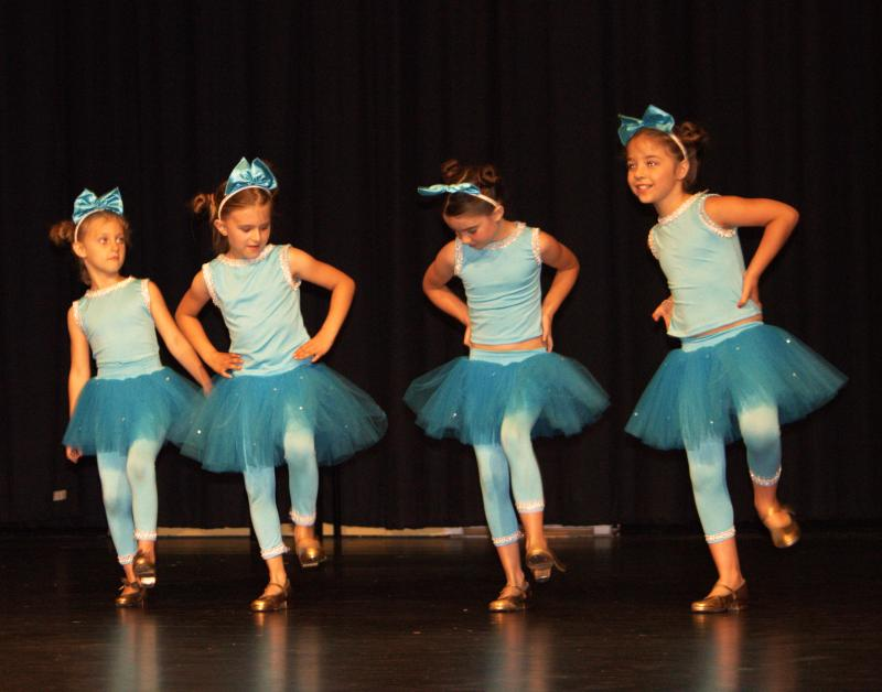 The Dance Element dance studio in Wilmington NC offers dance classes for all age