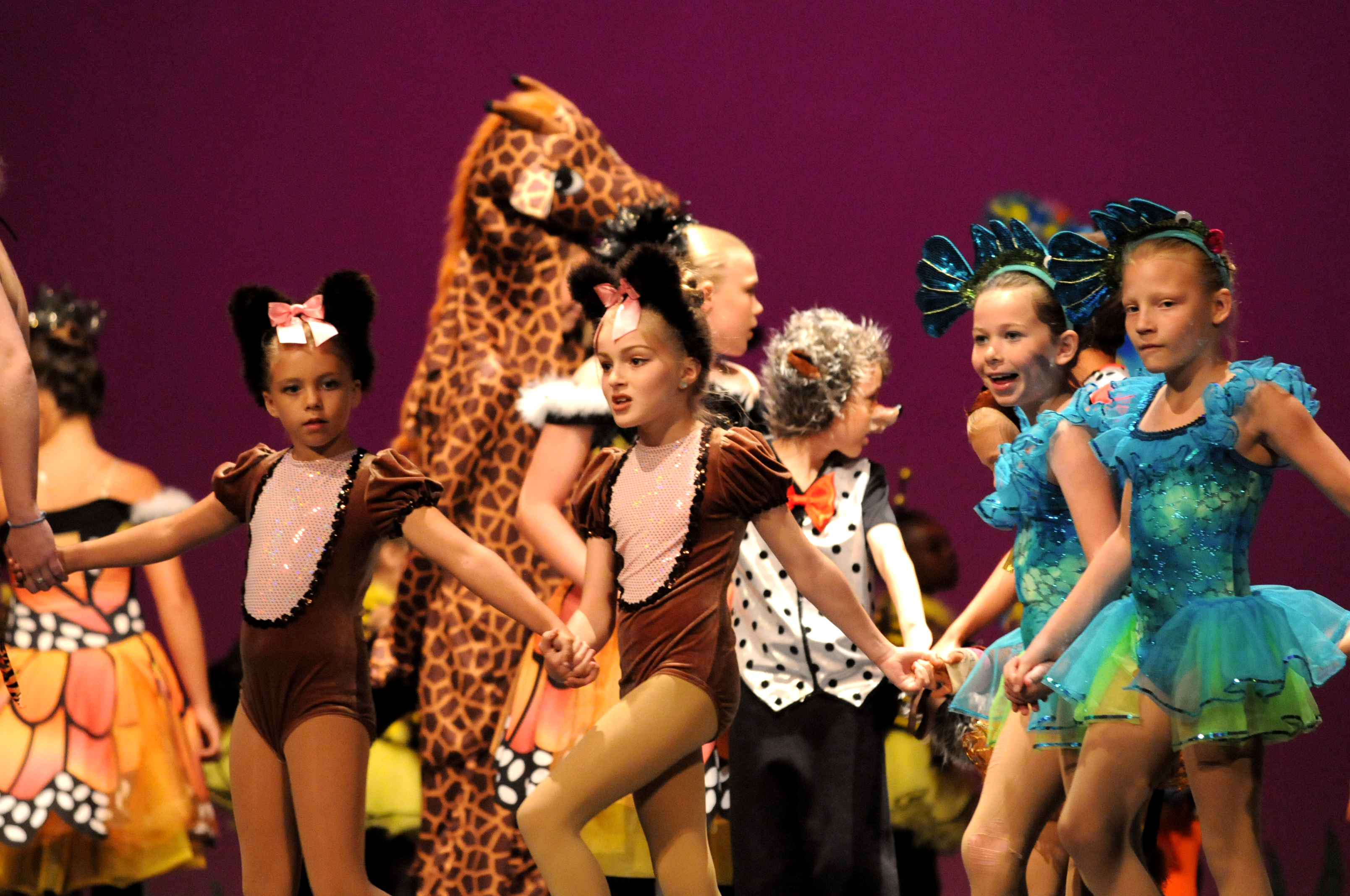 Kids & Adults love dance classes at The Dance Element in Wilmington NC.