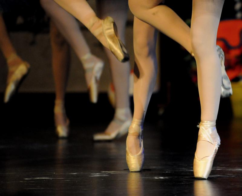 pointe and classical ballet classes in wilmington nc