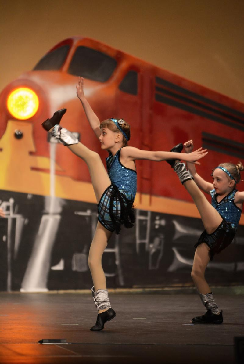 Learn about the best Dance Classes for kids age 5, 6, 7, & 8 in Wilmington NC.