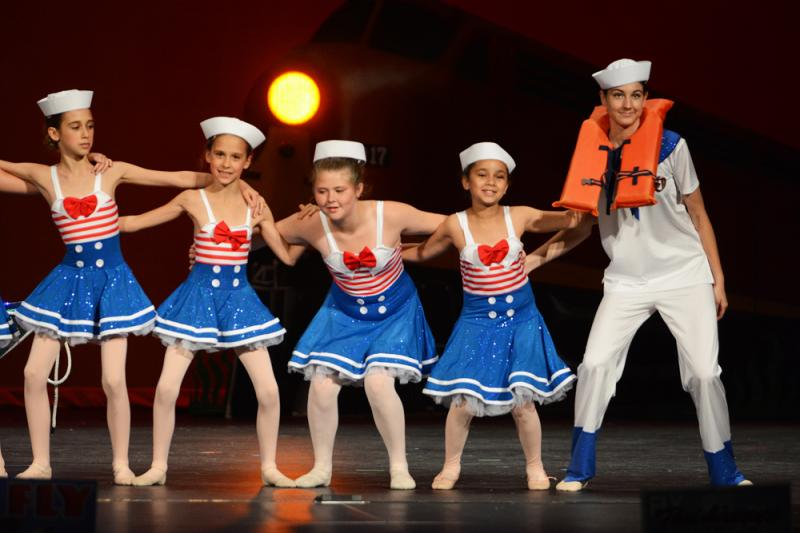 Kids can try dance for the first time with Summer Ballet & Hip Hop Classes.