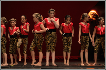8, 9, 10, & 11 year old Children love learning to dance at The Dance Element!.