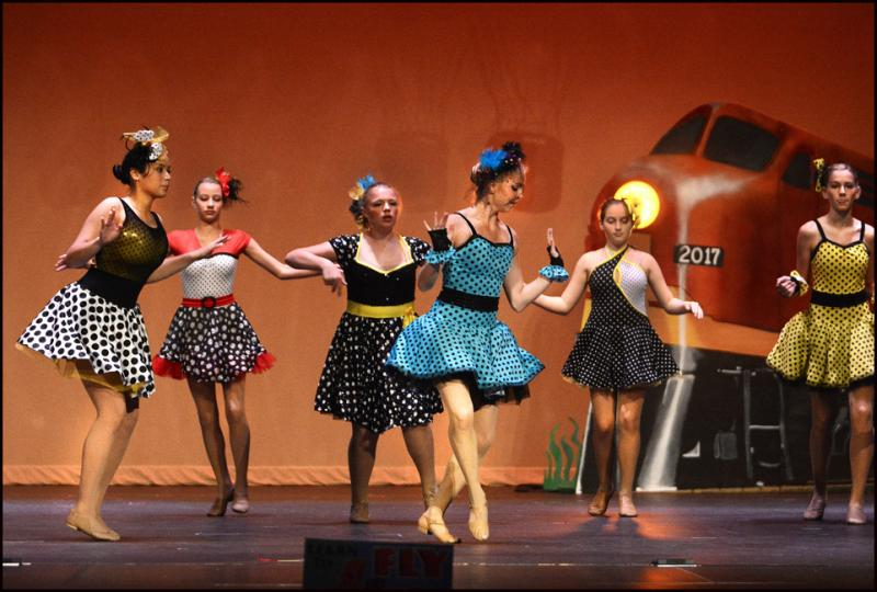 The Dance Element's annual performances are unparalleled in the Wilmington area.
