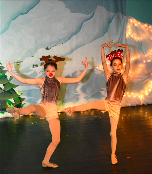 Holiday 2017 Dance Performance in Wilmington NC