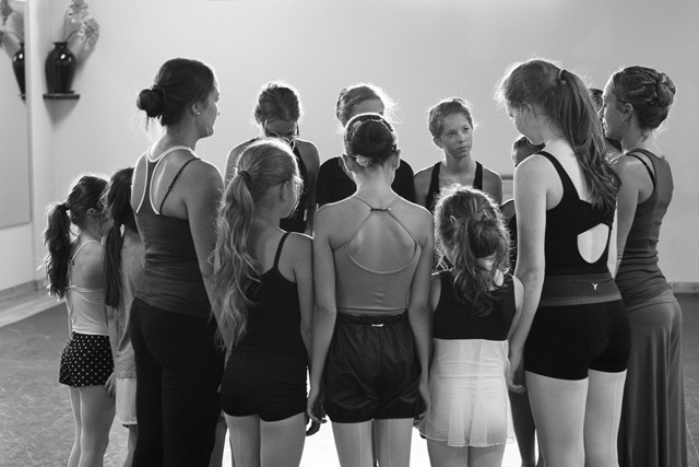 Home School dance classes in a variety of dance styles at The Dance Element