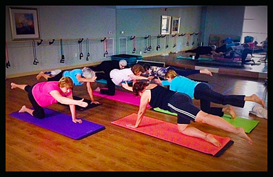 Pilates Classes for Adults & Seniors in Wilmington NC at The Dance Element.
