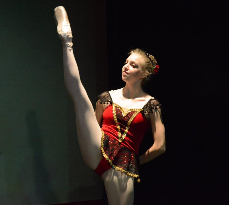 Ballet students learn classical variations & proper technique in Wilmington NC