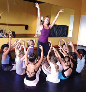 Dance Studio Life Magazine featured The Dance Element's Director, Ashley Barnes